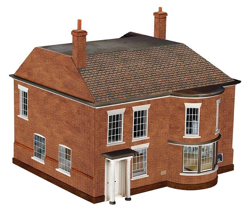 Hornby R9774 Skaledale National Merchant Bank 1/76 Scale=00 Gauge Building  Boxed