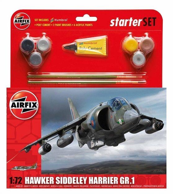 Airfix 1//72 RAFBF /'Design a Hawk/' Gift Set # A50140
