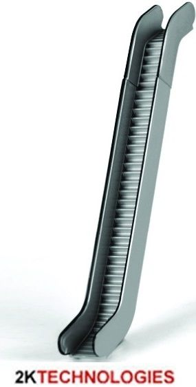 EFE 99621 Escalator in 2 Parts (adjustable) 1/76th Scale = 00 Gauge New 1st  Post
