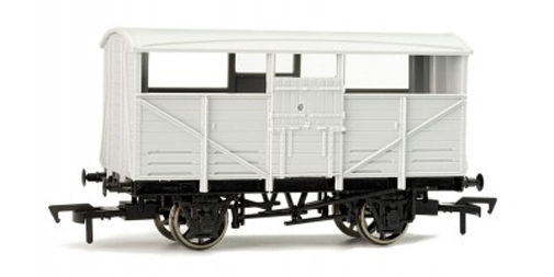 T48 Post /'Un Painted/' Conflat /& Container 00 Gauge Dapol A020 New Boxed