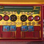 1950-Vintage-Meccano-Construction-Set-8-Unused-Still-Wired-into-Original-Box-360952142843-3