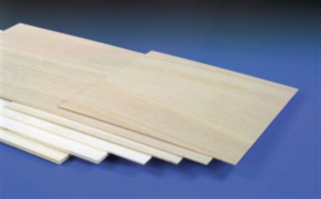 Birch Plywood Thicknes Choice 1/64