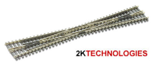 "PECO SL-302 x 5-36/"" Length Flexible Straight Track Section Code 80 N Gauge New"