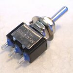 2K280-1-x-Mini-Toggle-3pin-SPDT-Biased-Switch-Ideal-for-Hornby-Peco-Point-Motors-122023209125