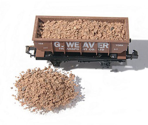 Dapol 4S000002 Loose Iron Ore Wagon Loads 1//76th Scale = 00 Gauge New 39gm 1st P